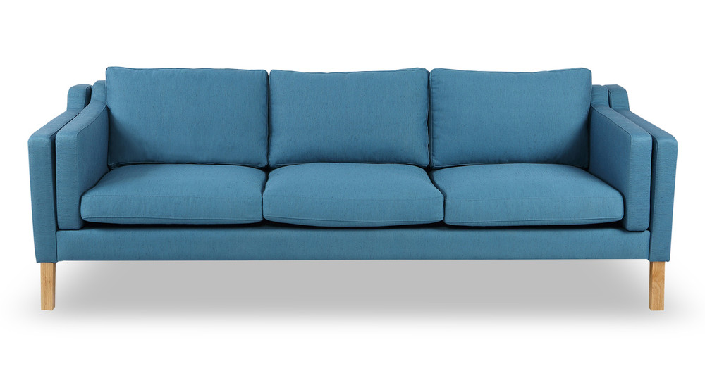 Monroe Sofa, Urban Surf Twill