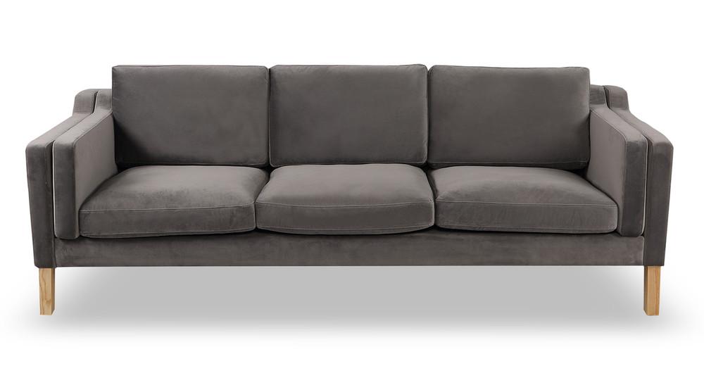 Monroe Sofa, Intuit Velvet