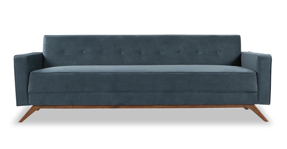 Bauhaus Modern Sofa, Neptune