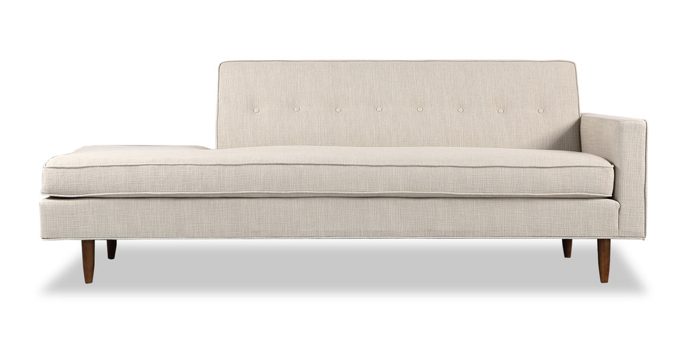 Eleanor Sofa Right, Urban Hemp