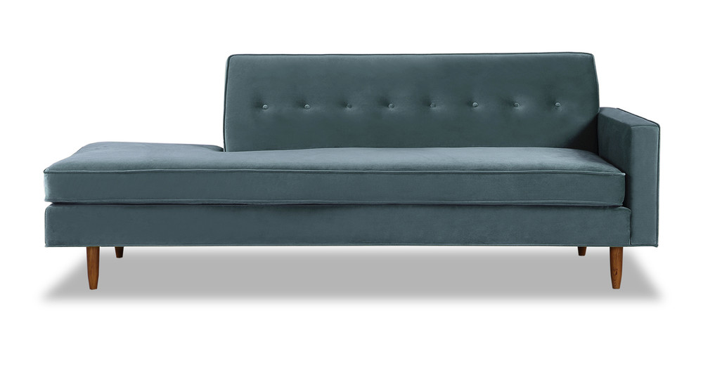 Eleanor Sofa Right, Neptune Velvet