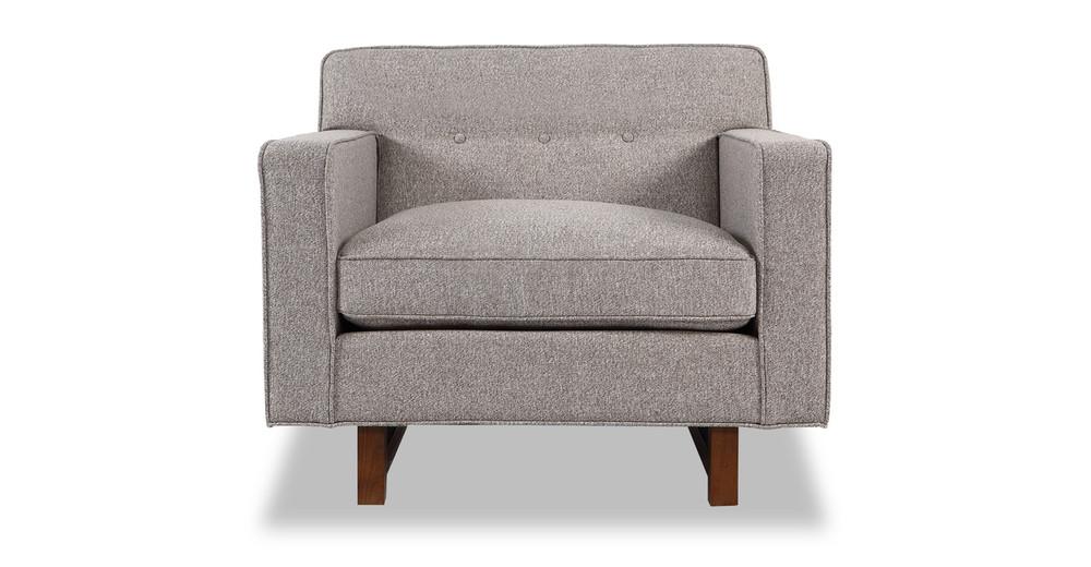 Kennedy Chair, Urban Pebble