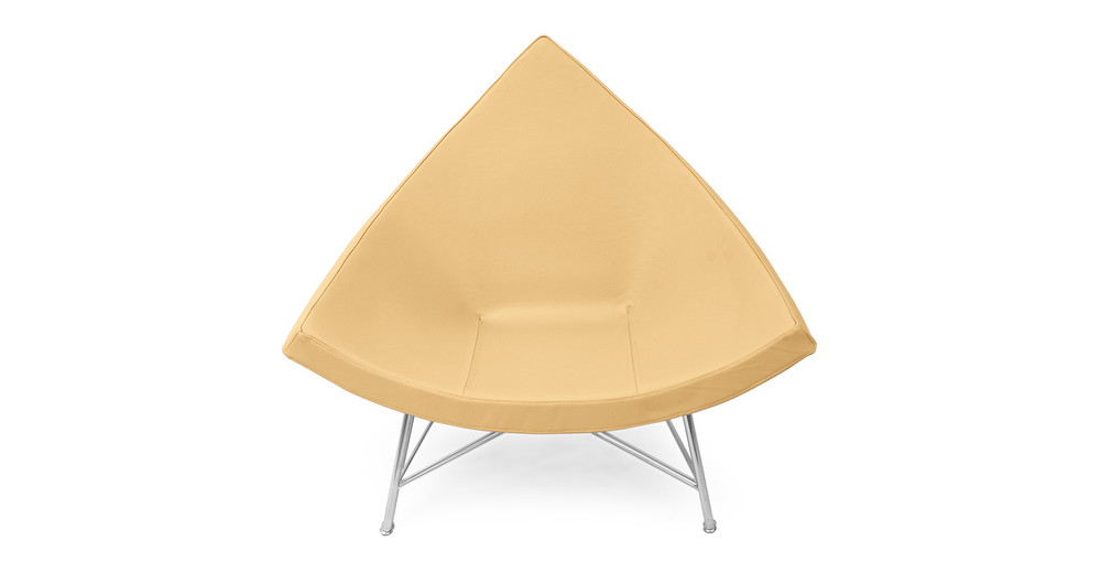 Coconut Chair, Oxford Fawn Leather