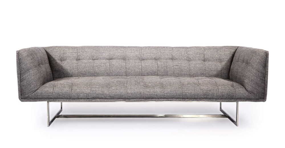 Edward Sofa, Deco Grey