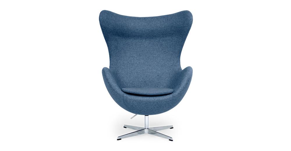 Amoeba Chair, Azure