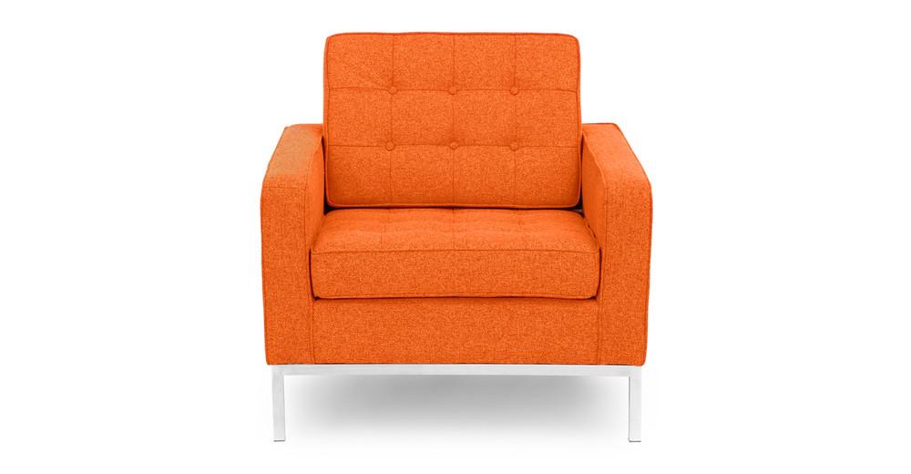 Florence Chair, Cinnabar