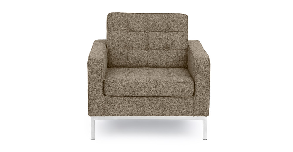 Florence Chair, Oatmeal