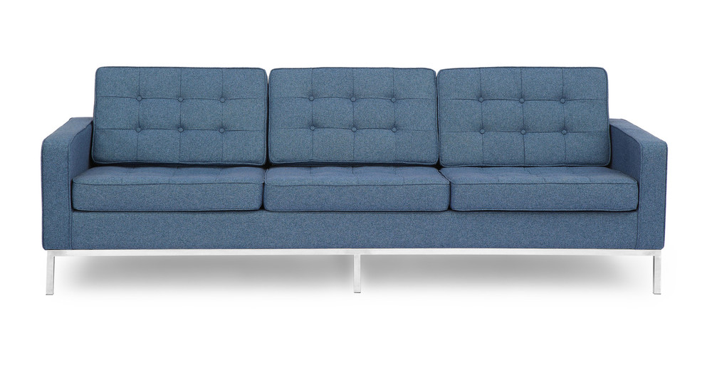 Florence Sofa, Azure