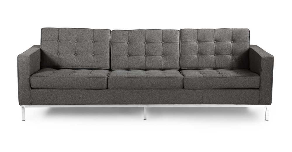 Florence Sofa, Cadet Grey