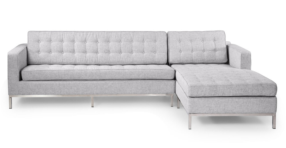 Florence Right Sectional, Dacite