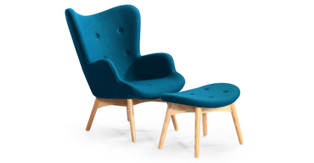Contour Chair Grant Featherston