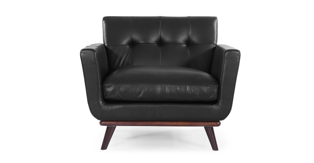 Jackie Chair, Black