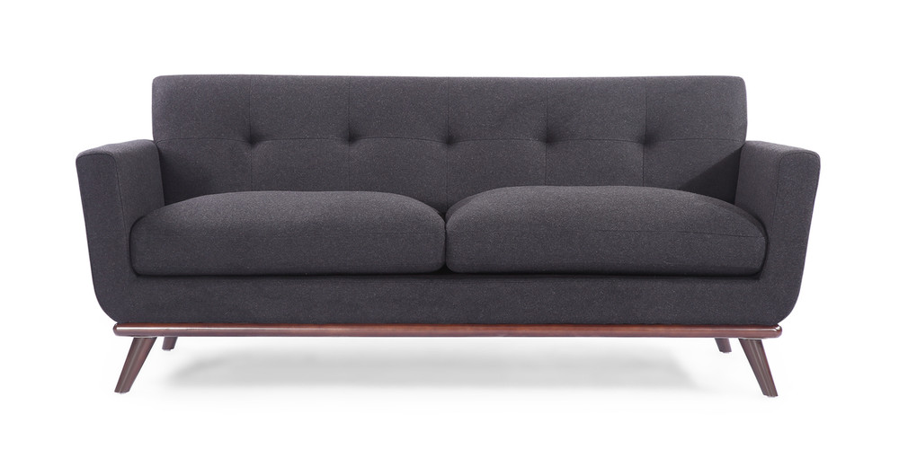 Jackie Loveseat, Charcoal