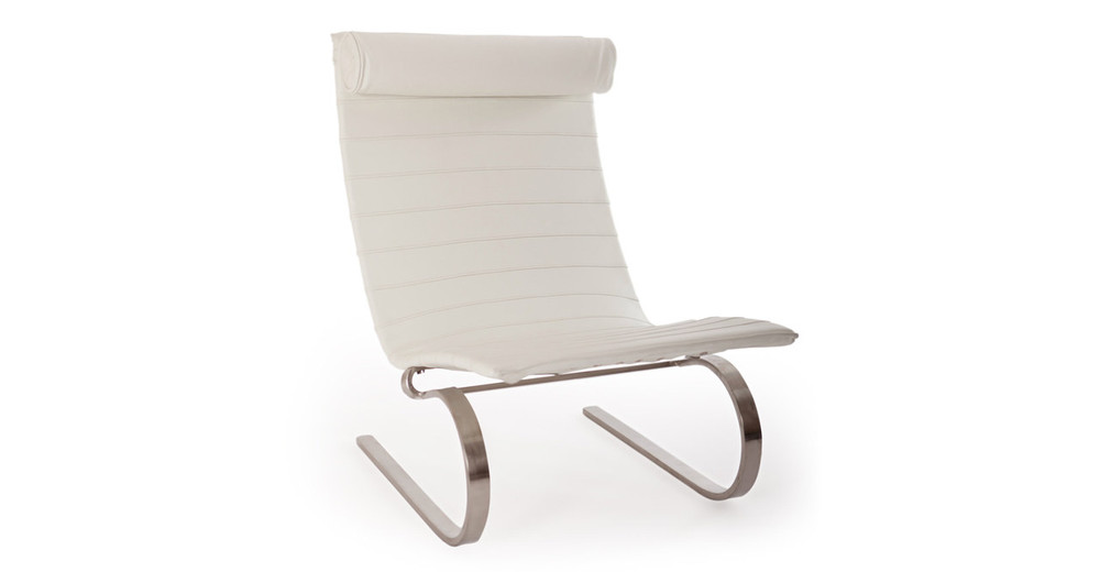 Poul KjÌÎÌ_ÌÎ___rholm lounge chair