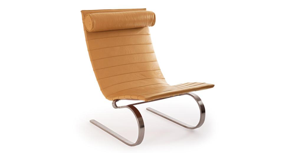 PK20 Chair, Canyon Premium Leather