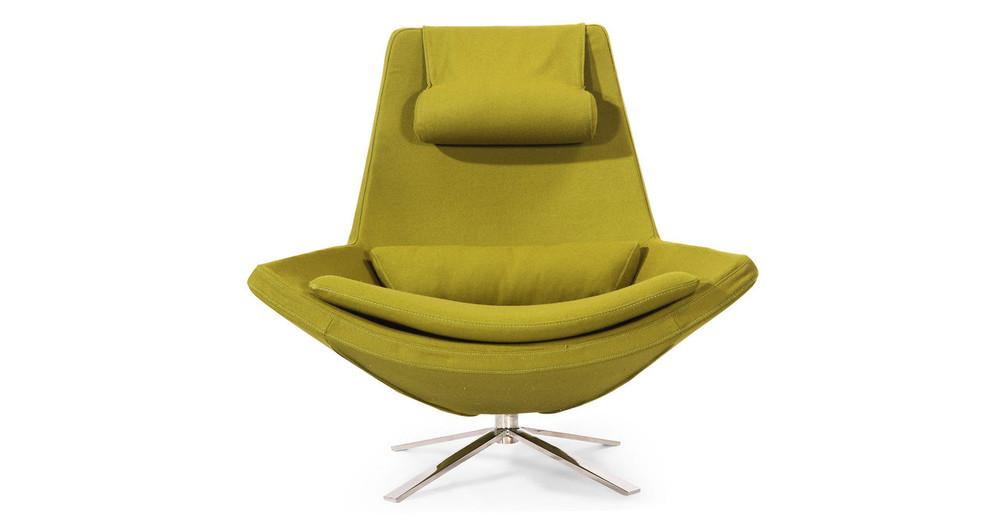 Retropolitan Chair, Deco Moss