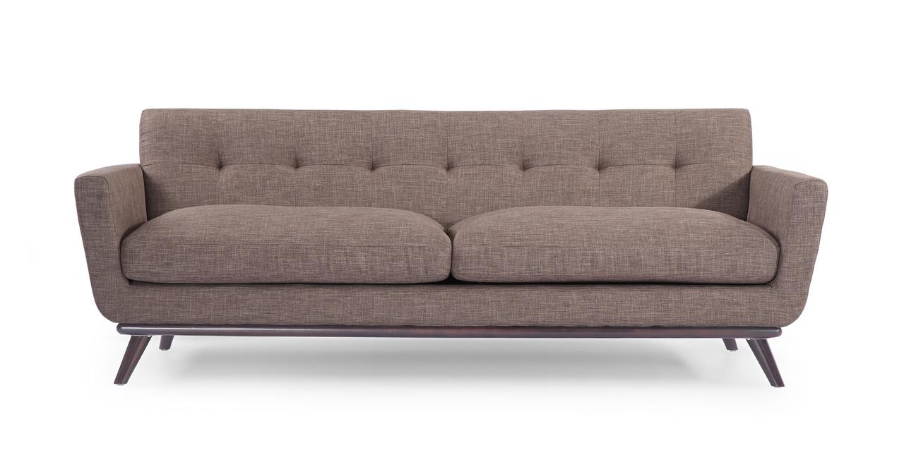 Purple Black And White Living Room