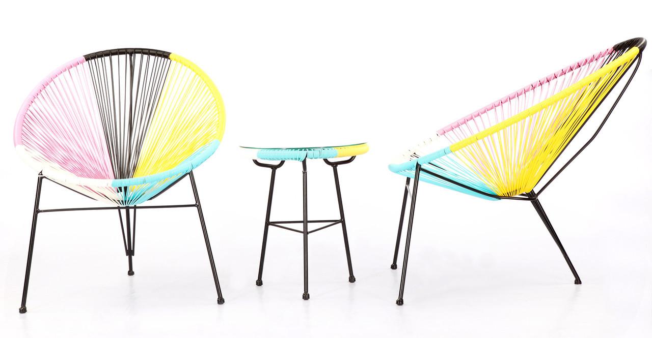 Neopolitan Acapulco Chair