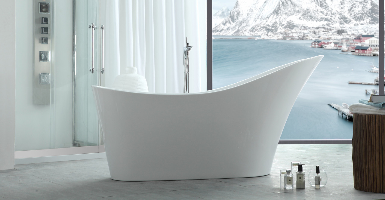 Caracalla Bathtub 67\