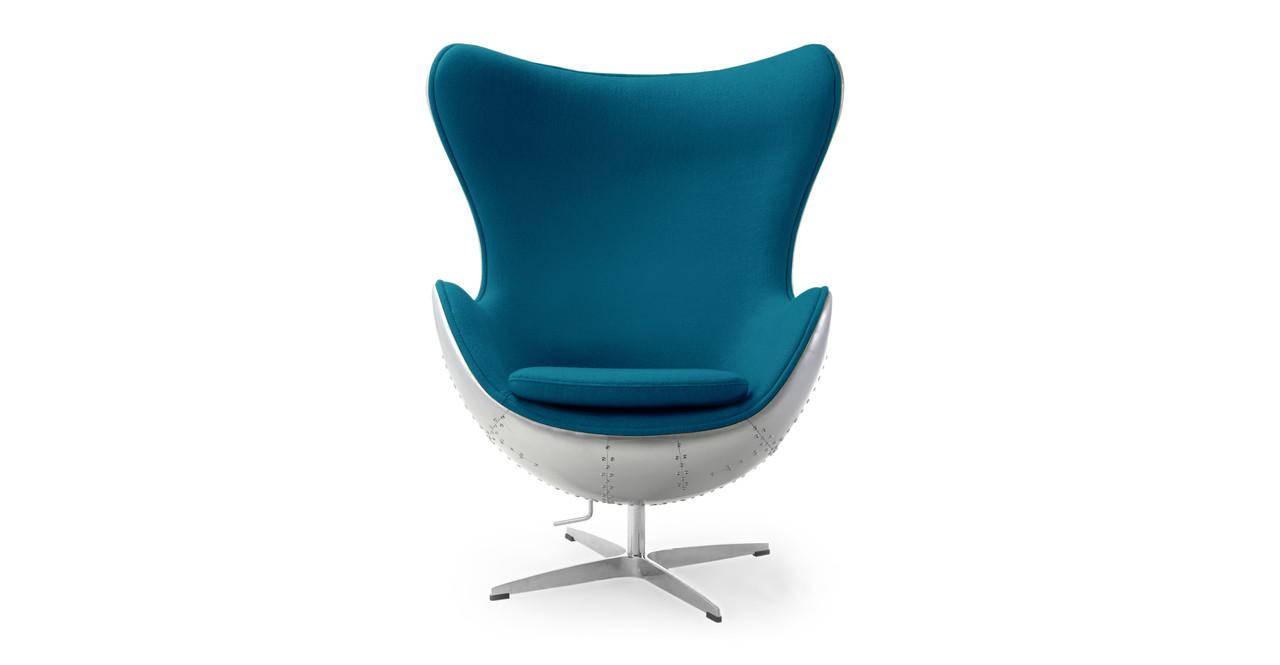Amoeba Steampunk Chair, Caribbean - Kardiel