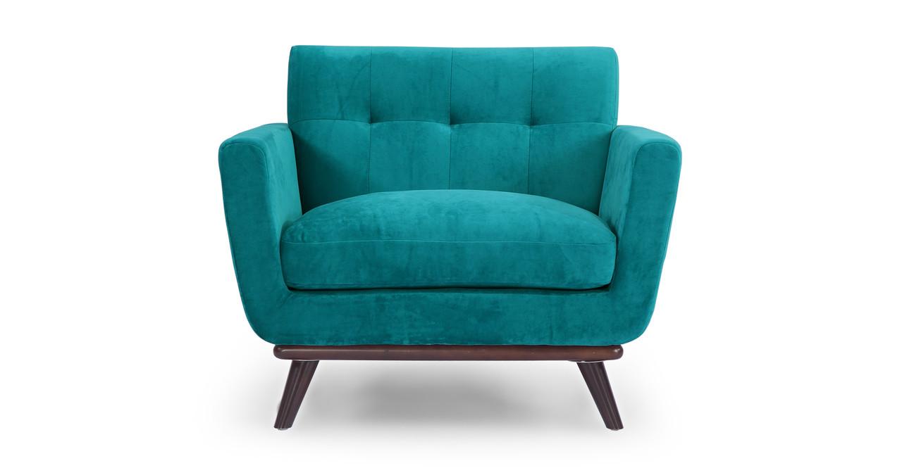 Jackie Chair, Peacock - Kardiel