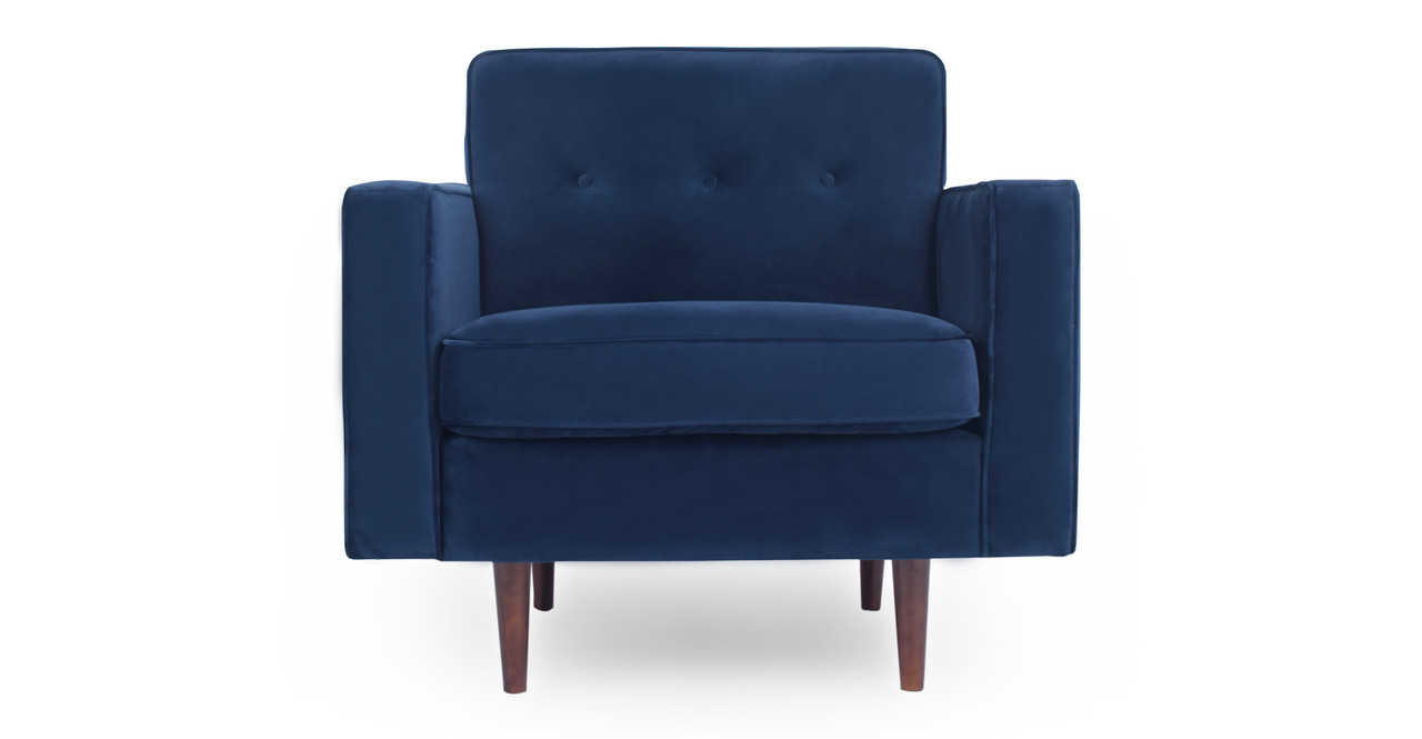Terrific Eleanor Chair Royal Blue Theyellowbook Wood Chair Design Ideas Theyellowbookinfo