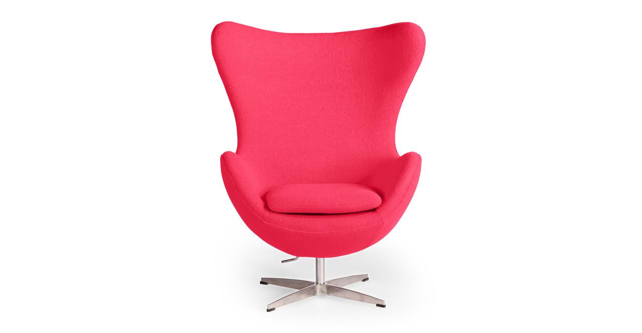 Amoeba Chair, Pink