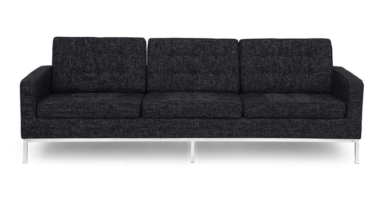 Florence Sofa, Graphite