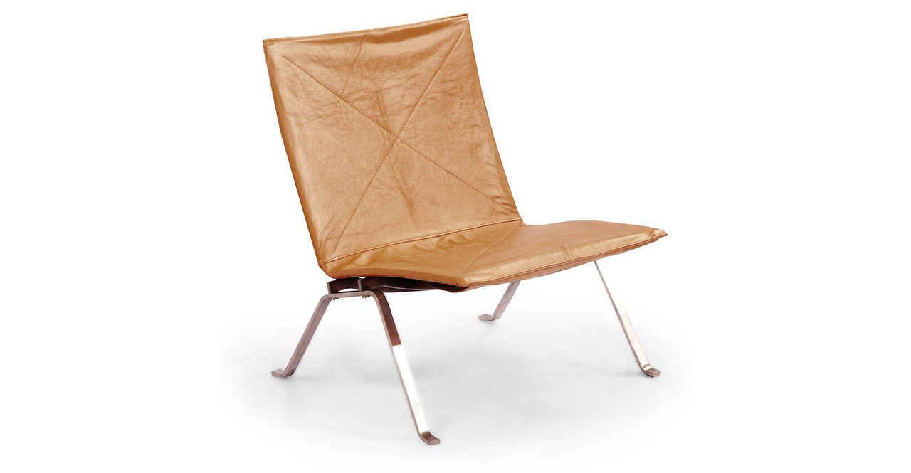 Attirant PK22 Chair, Canyon Premium Leather