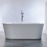 Free standing tubs - bathtubs - acrylic- modern- contemporary tubs ...