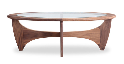 G Plan Walnut Coffee Table