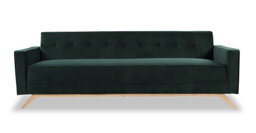 Superb Bauhaus Modern Sofa, Jade