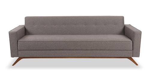 Bauhaus Modern Sofa, Urban Storm