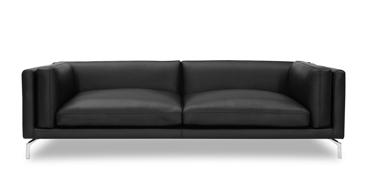 basil sofa leather