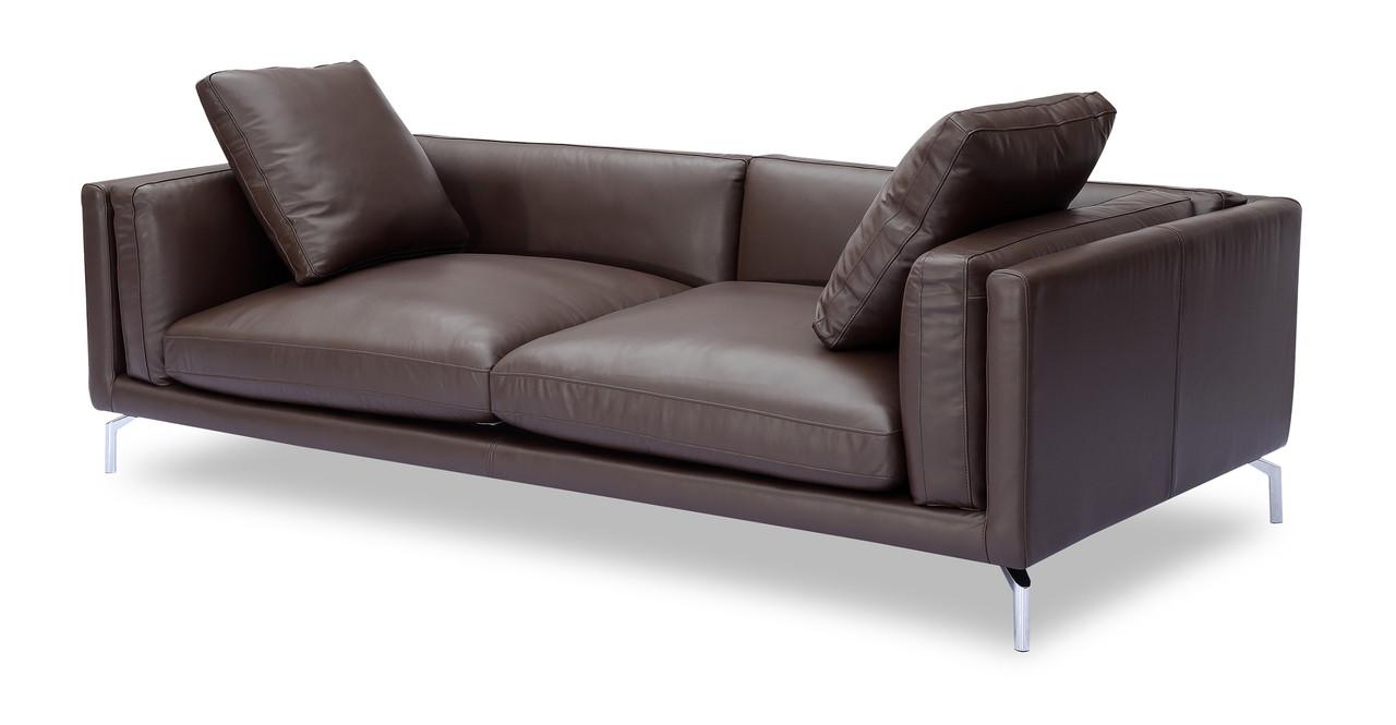 basil sofa leather