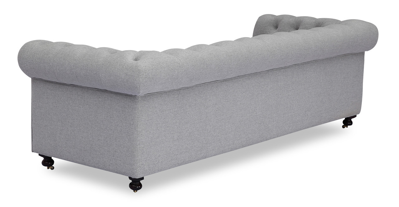chesterfield sofa fabric