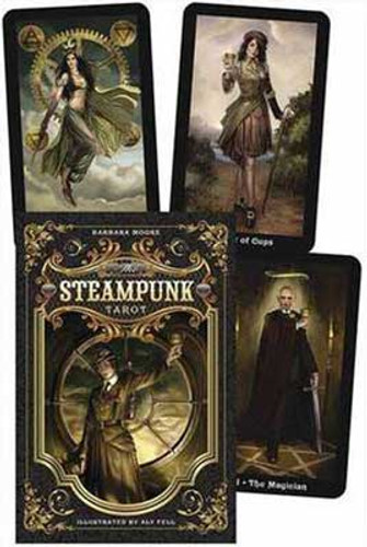 The Steampunk Tarot & Book