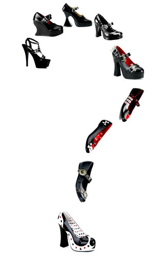 Footwear Mystery Box-