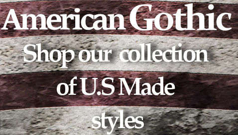 american made gothic clothing