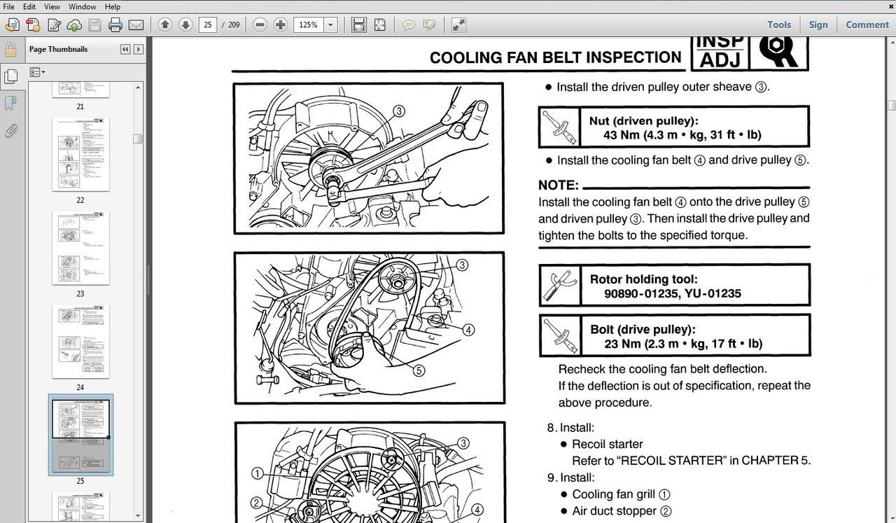 1988 yamaha bravo lt snowmobile service repair maintenance overhaul rh repairmanuals4u com yamaha snowmobile service manual free download yamaha venture snowmobile service manual