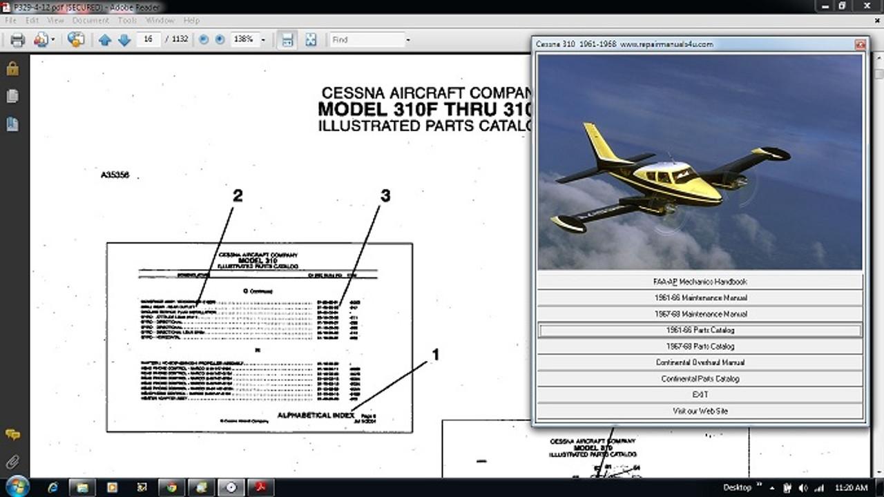 Cessna aircraft maintenance manual various owner manual guide cessna 310 service repair maintenance manual set engine 1955 60 rh repairmanuals4u com cessna aircraft maintenance fandeluxe Image collections