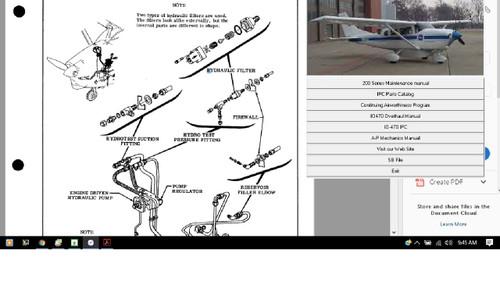 Cessna 340 Wiring Diagram - Wiring Diagram •