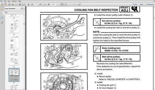 yamaha snowmobile service repair manual rh repairmanuals4u com yamaha venture 1991 manual yamaha rs venture manual
