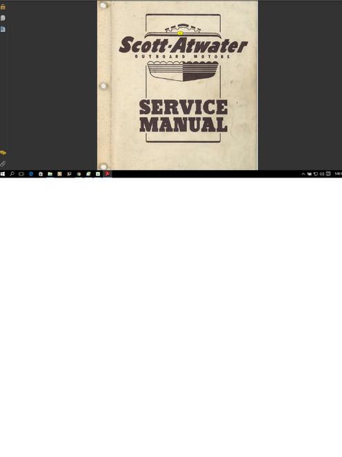 johnson evinrude mercury kiekhaefer sea king gale omc chrysler scott rh repairmanuals4u com Manual Ford Mercury Manual Ford Mercury