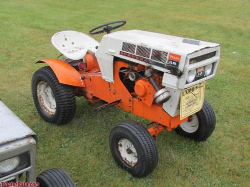 sears 16 6 18 6 vintage garden tractor manual engine owners parts rh repairmanuals4u com sears ss16 garden tractor manual sears gt5000 garden tractor manual