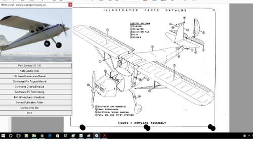 Cessna 152 Service Maintenance Parts Repair Manual