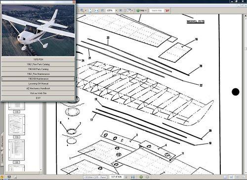 cessna 172 wiring diagram manual 172rwd08 schematic aircraft airplane rh repairmanuals4u com Cessna 310 Fuel System Schematic Cessna Alternator Wiring ...