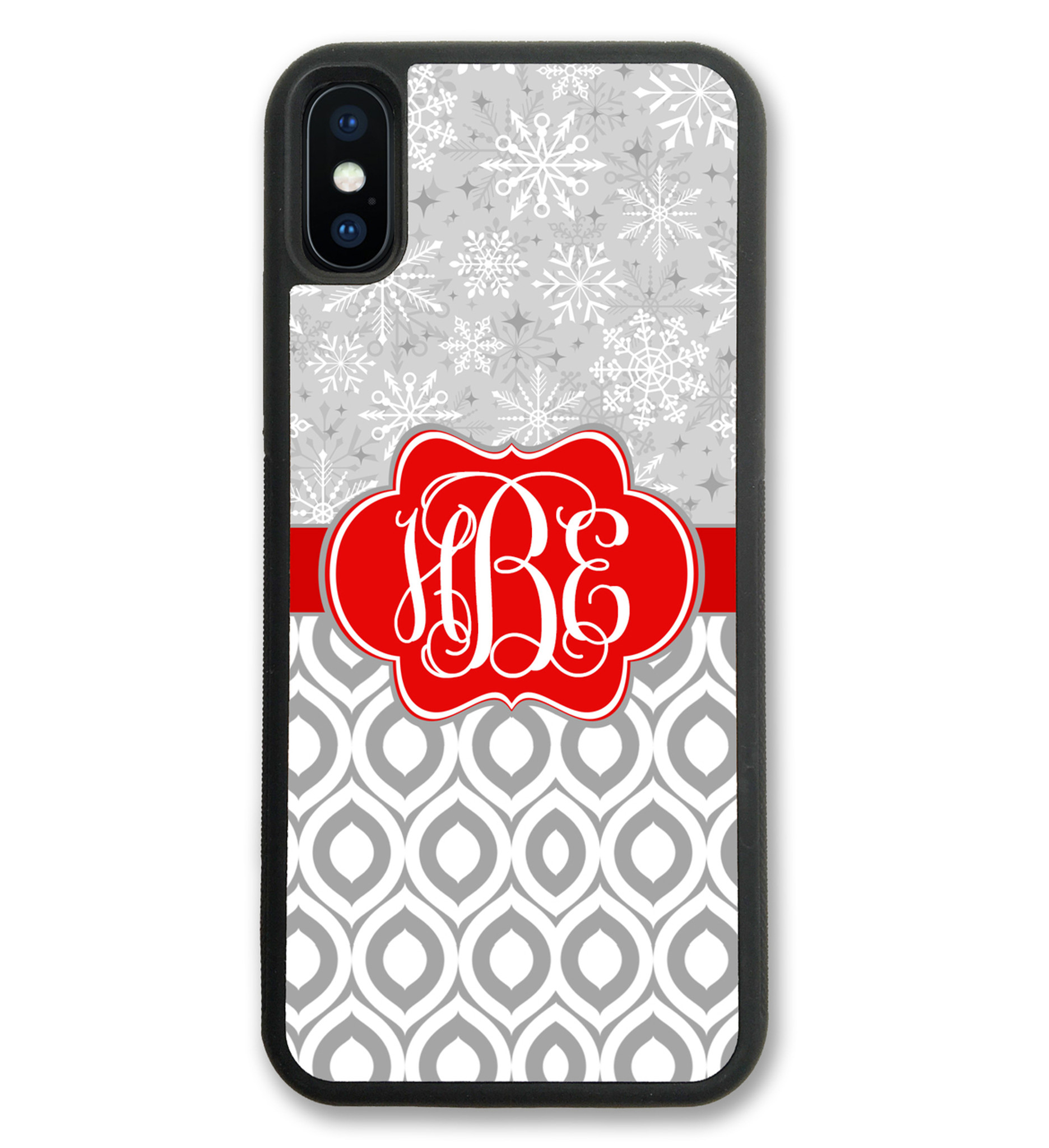 Christmas iPhone X Case, iPhone 10 Case, iPhone 8 Case, iPhone 8 ...