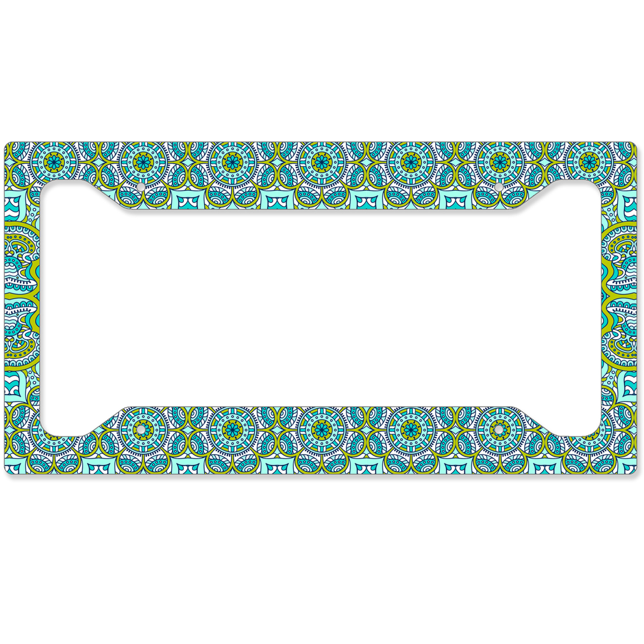 Flower Shop Near Me » flower license plate frame | Flower Shop