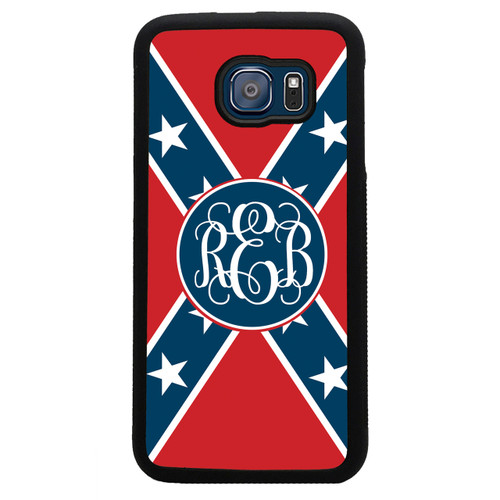 rebel flag samsung galaxy case stars bars confederate